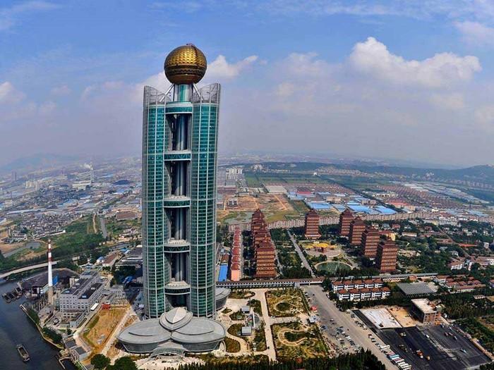 Хуаси— самая богатая деревня Китая