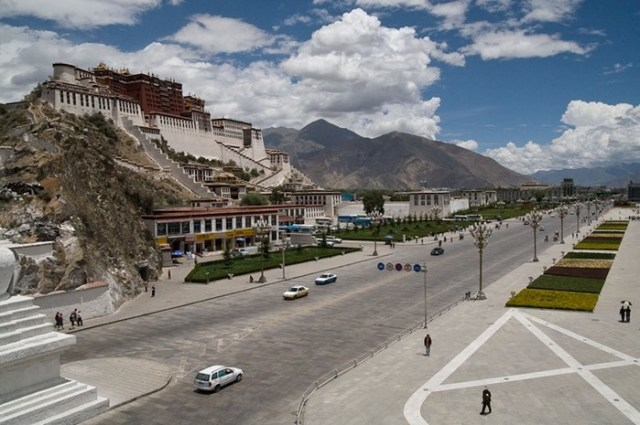 Достопримечательности городского округа Лхаса, Китай