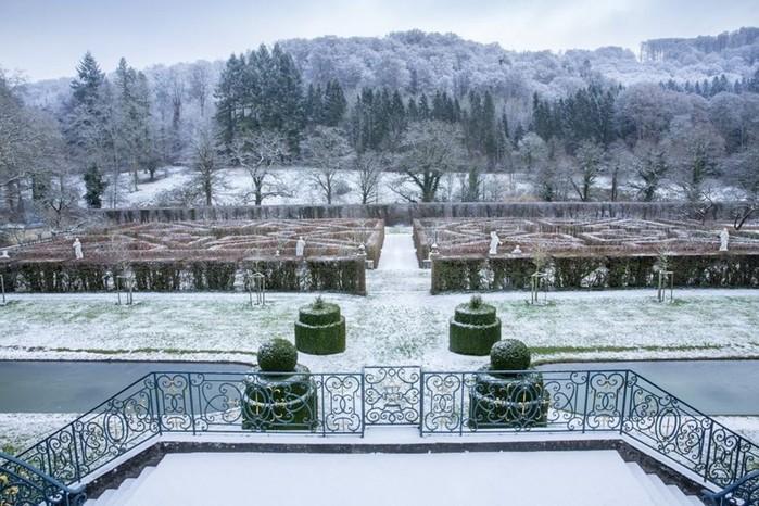 Победители конкурса садово парковой фотографии