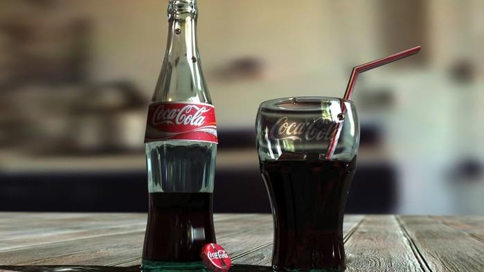 Использование Кока Колы в бытовых условиях