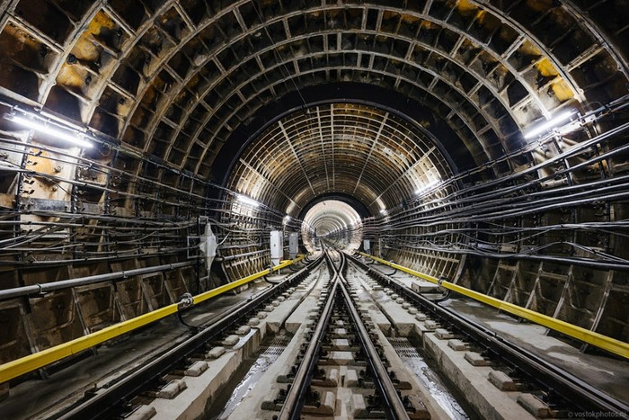 Большая Кольцевая: новая линия метро в Москве