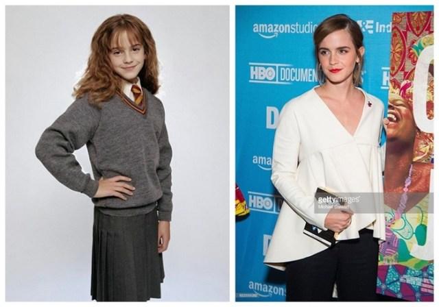 Как за 15 лет изменились актёры фильма «Гарри Поттер и философский камень»