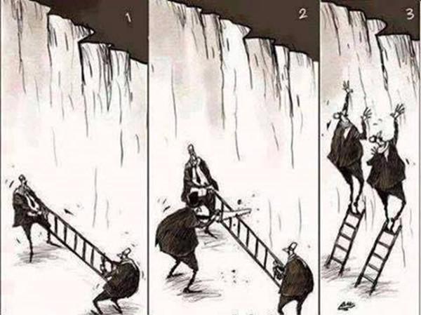 Самые сильные карикатуры, отражающие всю суть человечества