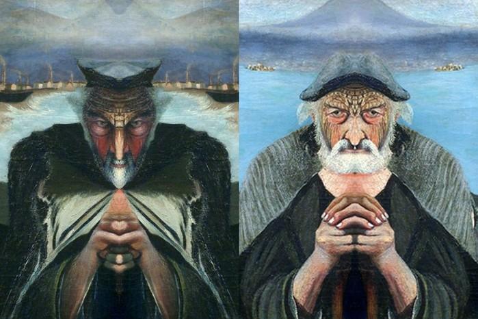 10 картин известных художников с зашифрованными символами