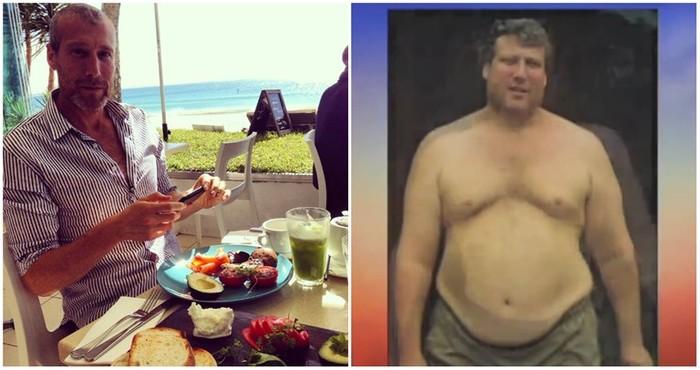 Похудение без диет на примере американца Джона Гэбриэла