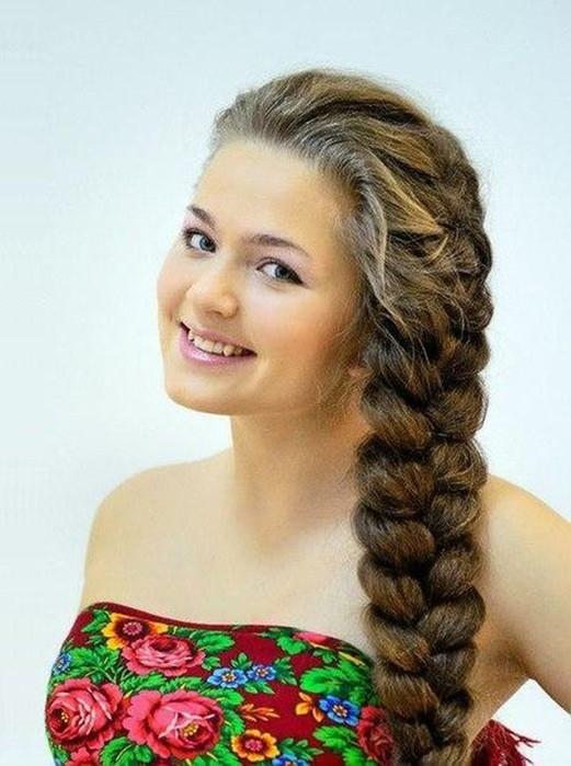 Милые фото: Натуральная красота славянских девушек