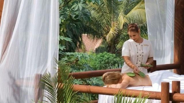 Несколько экзотических видов массажа