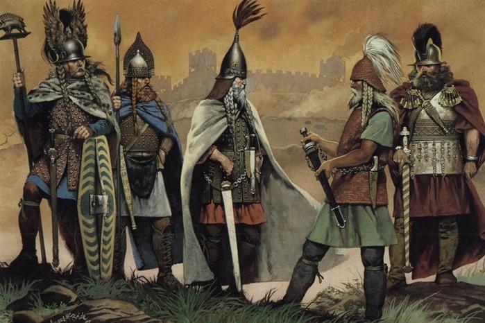 Кельты: какими были охотники заголовами вДревней Европе?