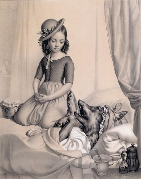 Eug?ne Feyen, 1846