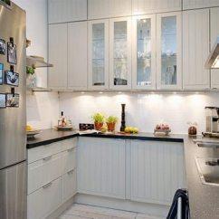 Easy Kitchen Remodel Pedestal Table 简约厨房不简单厨房装修效果图 家居装修效果图 太平洋家居网