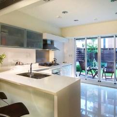 Backyard Kitchen Designs Pendant Lighting For Islands 错层空间创造收纳奇迹简约复式设计 每日精选 太平洋家居网 厨房设计