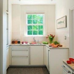 Kitchen Window Valance Stainless Steel Island 小型整体厨房展示空间收纳问题多多 专区推荐 太平洋家居网 厨房