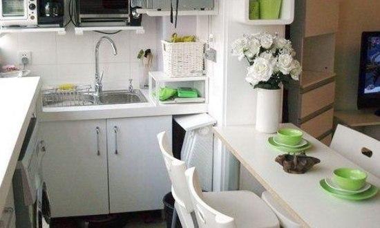 remodel a kitchen decorative molding cabinets 【一室一厅】一室一厅户型图_一室一厅装修图_太平洋家居网专区
