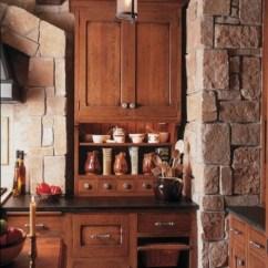 Rustic Kitchen Faucets How To Refinish Sink 西班牙厨房橱柜质朴与温暖的新选择 装修 太平洋家居网