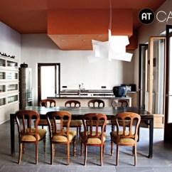 Little Girl Kitchen Sets Soup Volunteer Denver 现代日式风格 看日本设计师在米兰的家