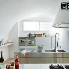 Islands Kitchen Showrooms Ma 欧式风格厨房寻找属于自己的一座岛屿 装饰攻略 太平洋家居网