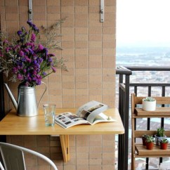 Retro Kitchen Table Outdoor Shed 木质书桌