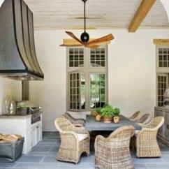 Outdoor Kitchen Appliance Stores 16款户外厨房设计让酷劲进行到底 专区推荐 太平洋家居网