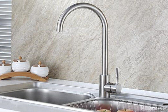 stainless steel kitchen faucets 50's table and chairs 不锈钢厨房龙头优缺点不锈钢厨房龙头价格 厨房建材专区 太平洋家居网