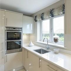 Kitchen Window Coverings Island Hood 精选 注重细节打造 这些厨房窗帘即唯美又实用 Ipad首页每日更新