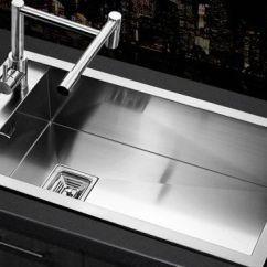 Rustic Kitchen Sink Wooden Tools 水槽安装注意事项有哪些厨房水槽材质哪种好 厨房建材专区 太平洋家居网
