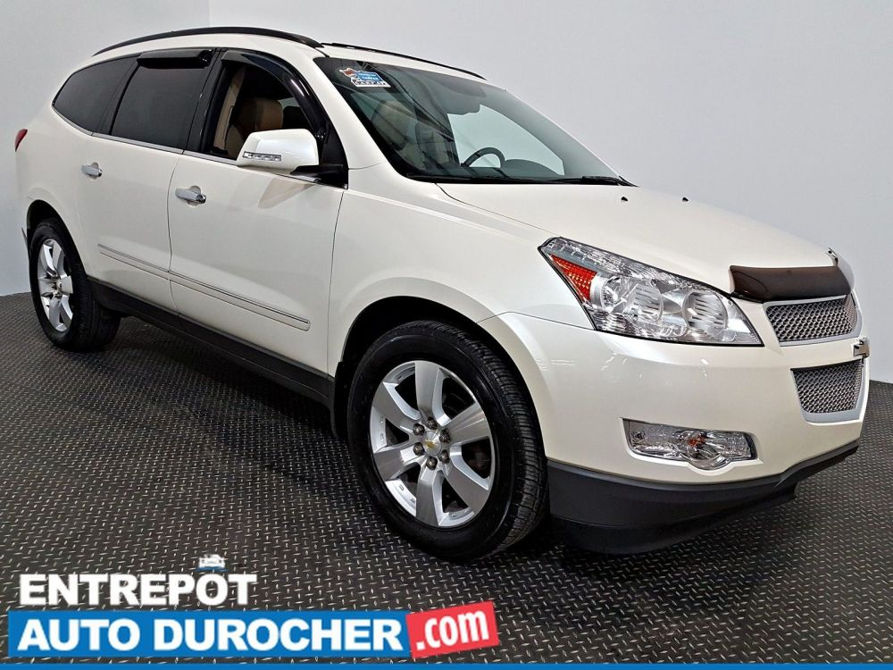 medium resolution of auto durocher used chevrolet traverse 2012 for sale in laval stock n 2741106