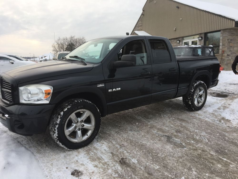 medium resolution of automobiles desjardins pre owned 2008 dodge ram 1500 sport for sale in quebec