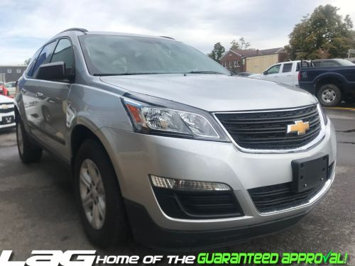 small resolution of 2017 chevrolet traverse ls img 7