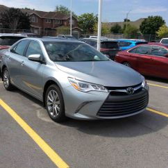 All New Camry Type V Corolla Altis Review 2017 Toyota 4 Door Sedan Xle V6 6a For Sale In