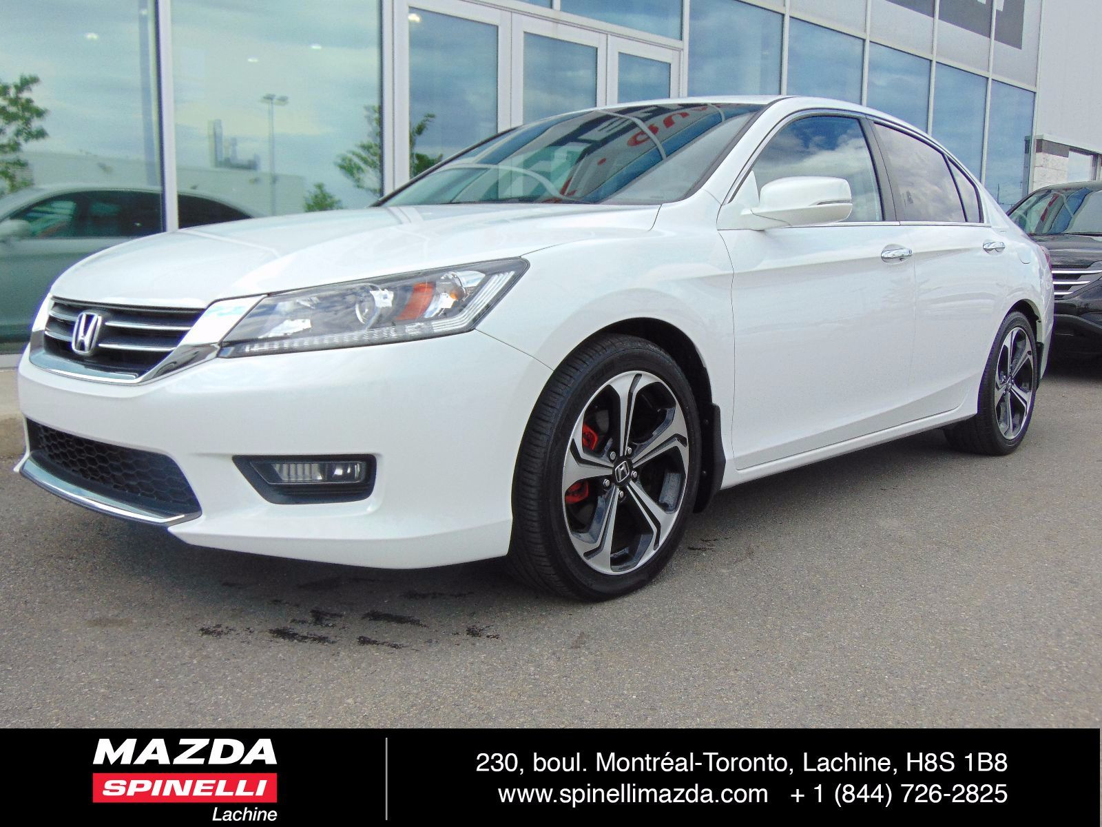 hight resolution of used 2015 honda accord ex l auto deal pending for sale in montreal 96578 spinelli honda lachine