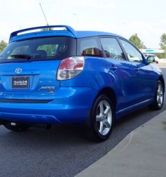 used 2007 toyota matrix xr trd in val b lair used 2007 toyota matrix xr trd [ 1024 x 768 Pixel ]