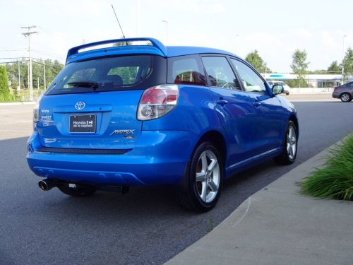 small resolution of  used 2007 toyota matrix xr trd in val b lair used 2007 toyota matrix xr trd