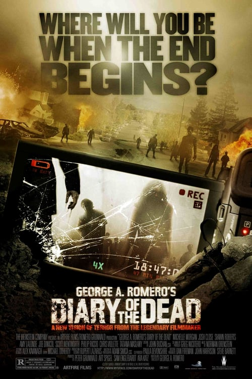 Diary Of The Dead 2008 LIMITED 1080p Bluray x264-1920
