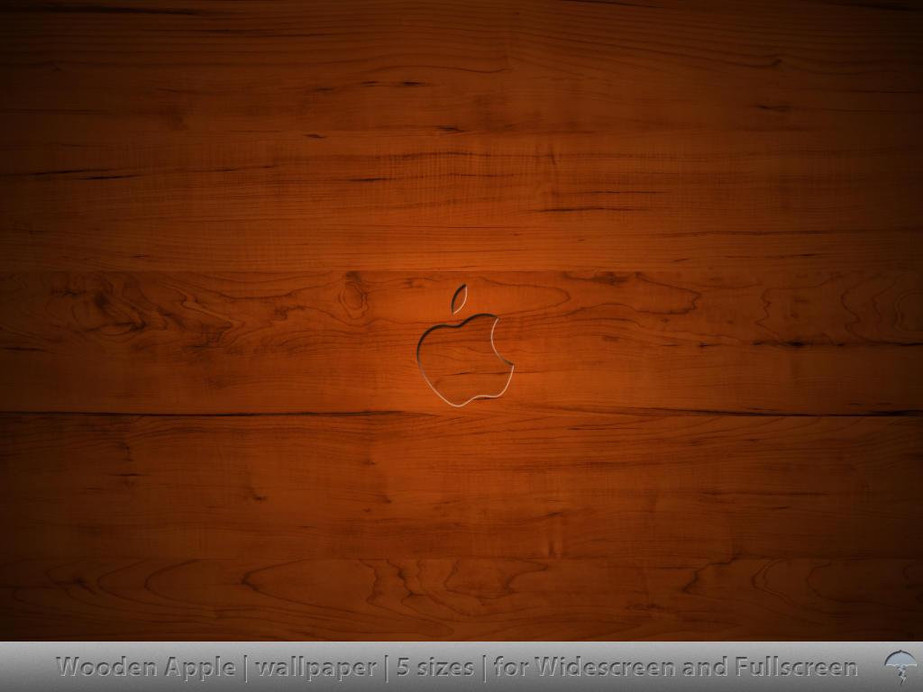wooden apple wallpapermdgraphs on deviantart