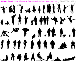 silhouette brushes by scratchy22 on DeviantArt