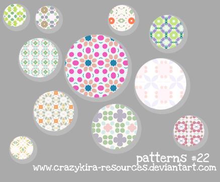 Cute Digital Wallpaper Patterns 22 By Crazykira Resources On Deviantart