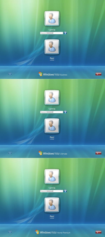 Windows Vista Default Login 11 Raulwindows Deviantart - Year