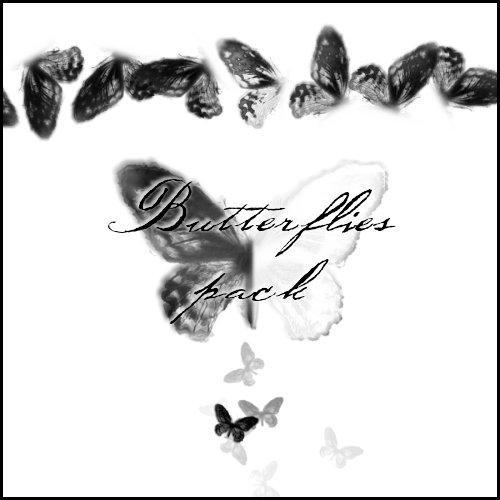 butterflies pack by ShadyMedusa-stock on DeviantArt