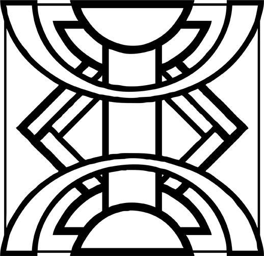 Art Deco Shapes Symbols