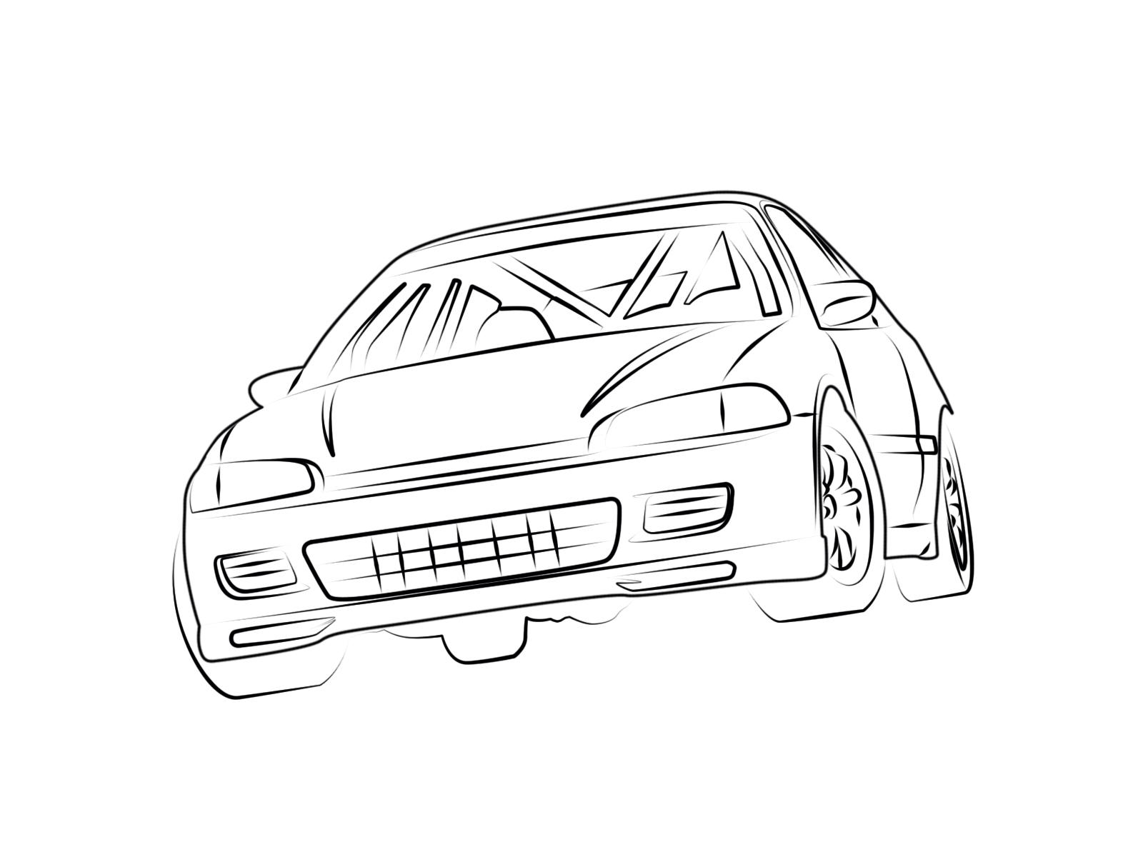 Honda Civic EG by GBoyd on DeviantArt