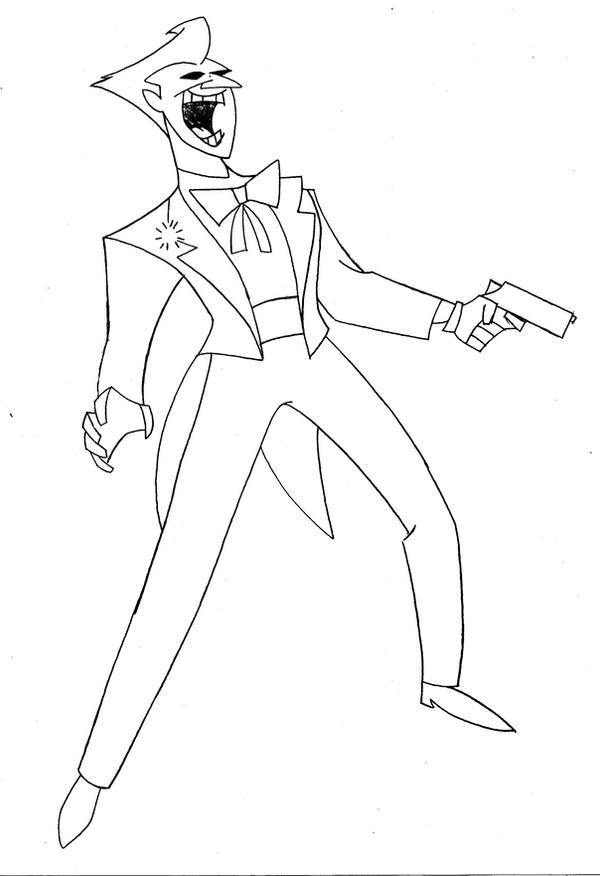 The Joker by THopp on DeviantArt