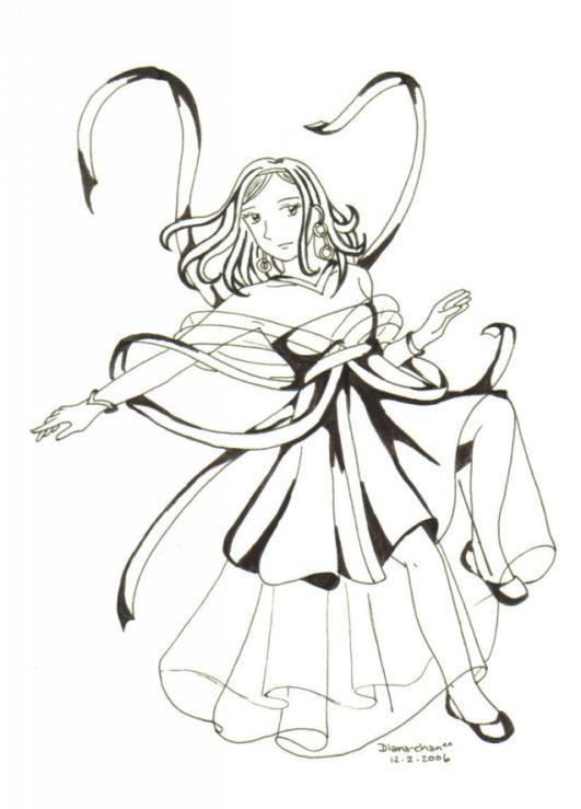 The Sad Goddess by Mikha on DeviantArt
