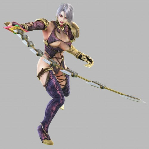 Calibur Character Soul 5 Bios