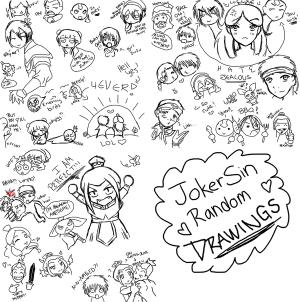 random drawings deviantart