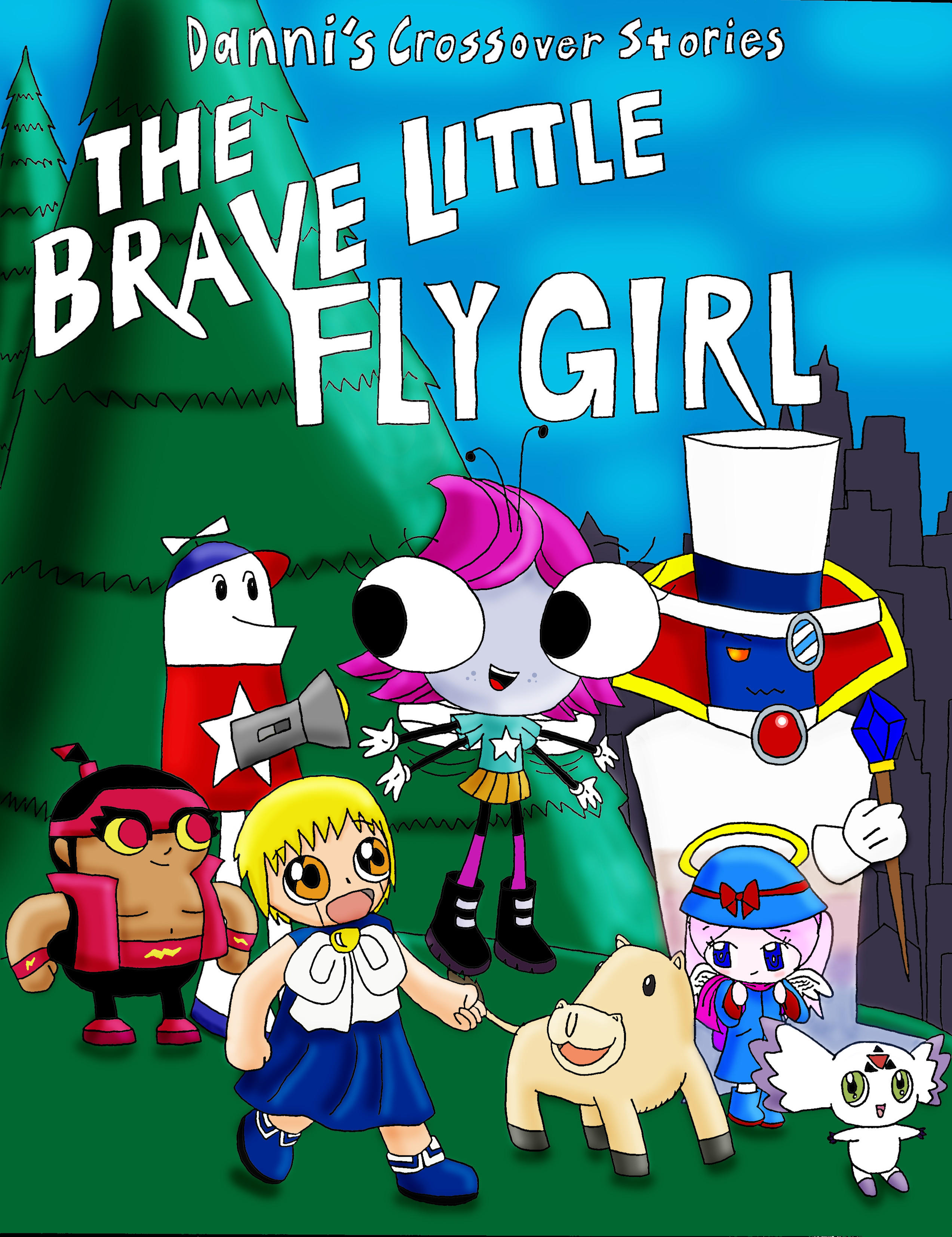 Friends Boy And Girl Wallpaper The Brave Little Flygirl By Dannichangirl On Deviantart