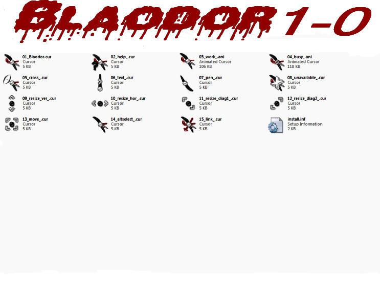 Blaodor1-0 - SkinPack - Customize Your Digital World
