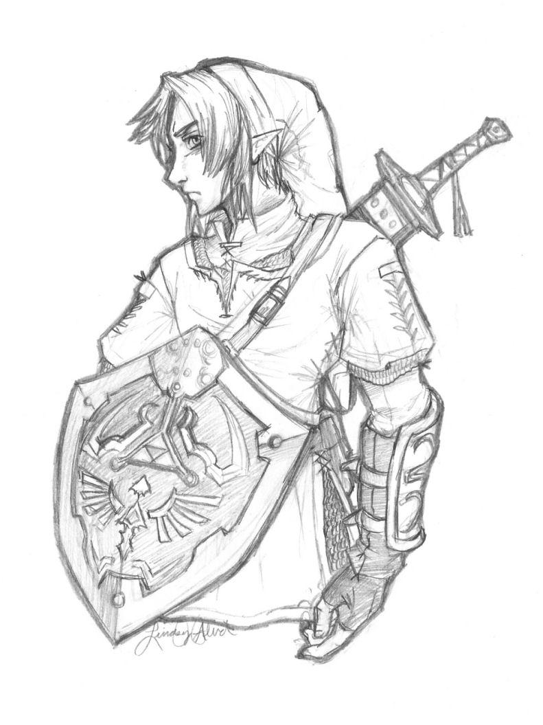 TP Link and Shield by Mudora on DeviantArt