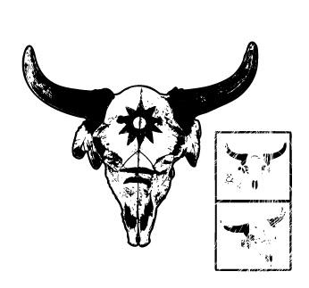 Cow Scull by Protey17 on DeviantArt
