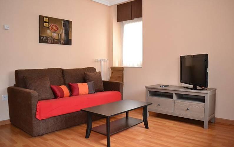Covadonga is 10 minutes' drive away. Apartamento en alquiler en Cangas de Onis - Cangas de Onís ...