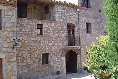 Casa en alquiler en entorno de montaña Siurana Tarragona